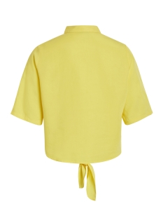 objkarla 2/4 shirt 101 23029076 object blouse maize