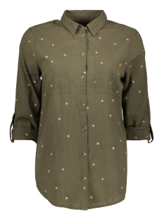 Superdry Blouse G40113OT KHAKI STAR