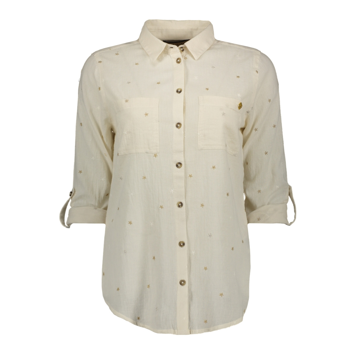 g40113ot superdry blouse white star