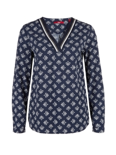 s.Oliver Blouse BLOUSE ALL OVER PRINT 14903112110 58C6
