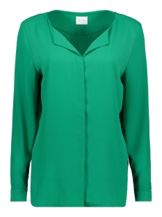 Vila Blouse VILUCY L/S SHIRT FAV 14044583 Pepper Green
