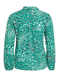 viatta pardas l/s shirt 14051526 vila blouse pepper green/pardas 1st