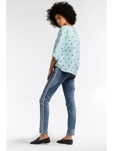 top met stippen 22001623 sandwich blouse 50072