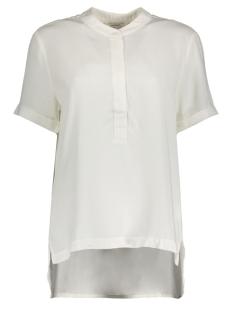 Sandwich T-shirt TOP MET OMGESLAGEN MOUWTJES 22001638 10055