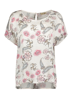 Smith & Soul Blouse BLOUSE ALLOVER PRINT 0319 0533 5594 BLUSH COLORFUL