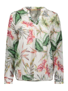 blouse allover print 0319 0425 smith & soul blouse 5479 offwhite colorful
