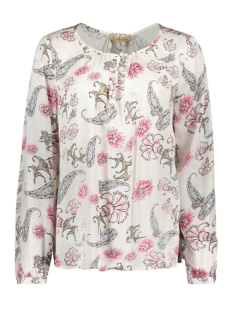 Smith & Soul Blouse BLOUSE ALLOVER PRINT 0319 0307 5594 BLUSH COLORFUL
