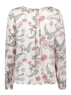 blouse allover print 0319 0307 smith & soul blouse 5594 blush colorful