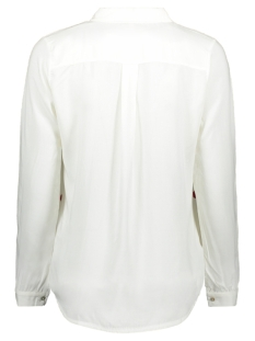 heart blouse wb00042 key largo blouse off-white