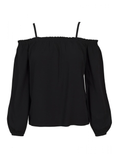 Urban Classics Blouse COLD SHOULDER BLOUSE TB2224 BLACK