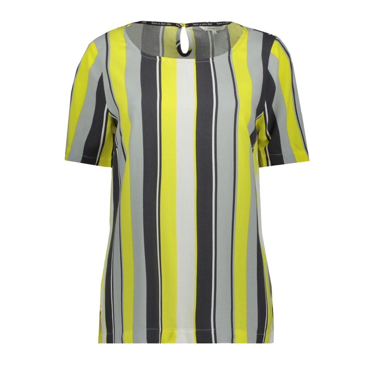 gestreepte top  22001667 sandwich t-shirt 30027