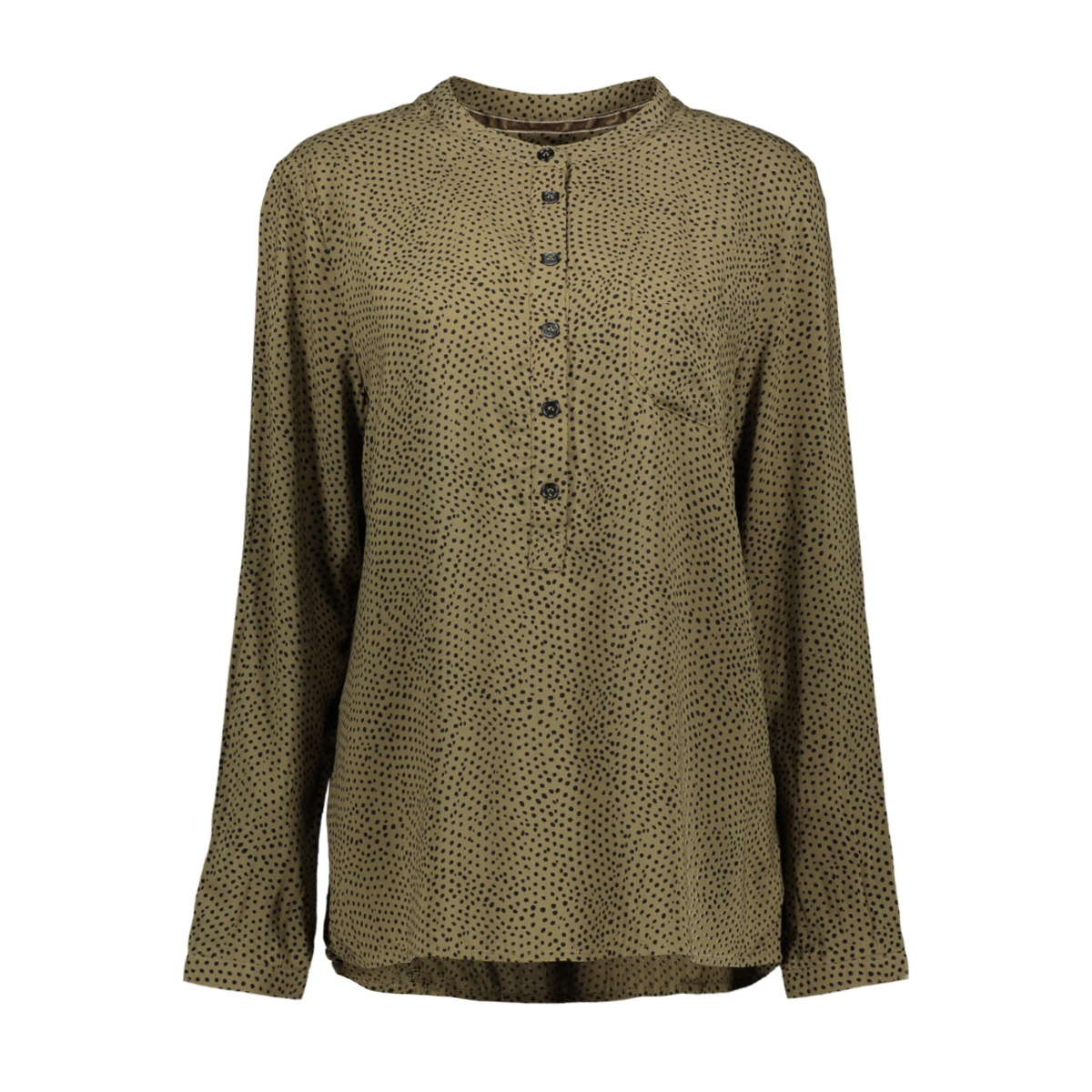 palma blouse s19 59 8218 circle of trust blouse 8218 dark olive