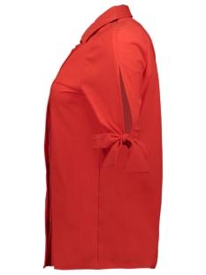 travel blouse hr1919 zoso blouse orange red