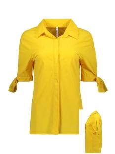 travel blouse hr1919 zoso blouse yellow