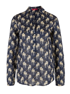 s.Oliver Blouse BLOUSE MET PRINT 14904112253 59A5