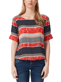 blouse met all over print 14904125312 s.oliver blouse 26a1