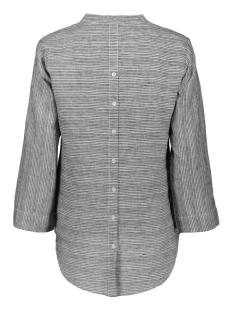 gestreepte linnen blouse 22001664 sandwich blouse 80041
