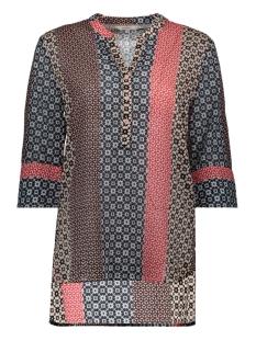 patchwork blouse 22001673 sandwich blouse 20145