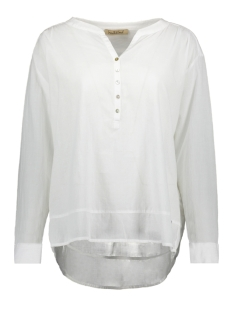 Smith & Soul Blouse PLAIN BLOUSE 0419 0200 WHITE