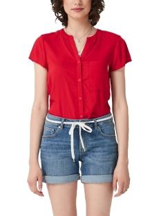 blouse met borstzak 41904127685 q/s designed by blouse 3116
