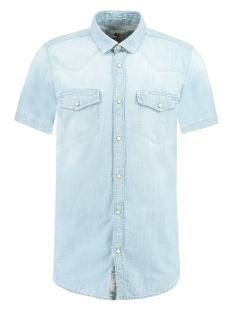 Garcia Overhemd LICHTBLAUW DENIM OVERHEMD D91238 1913 LIGHT INDIGO