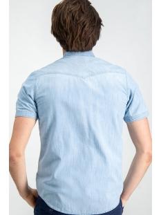denim overhemd d91238 garcia overhemd 1913 light indigo