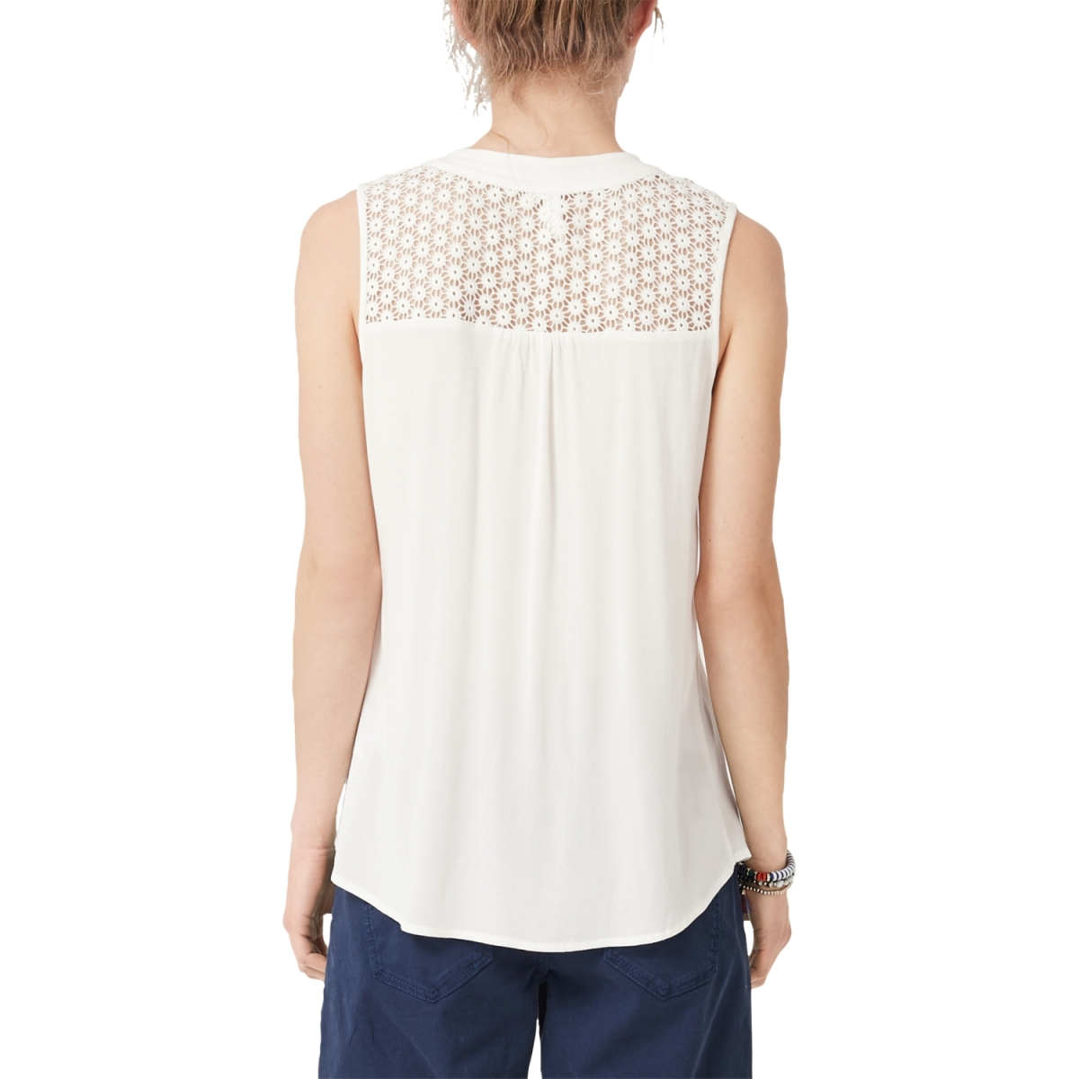 blouse met kant 46905135516 q/s designed by top 0200