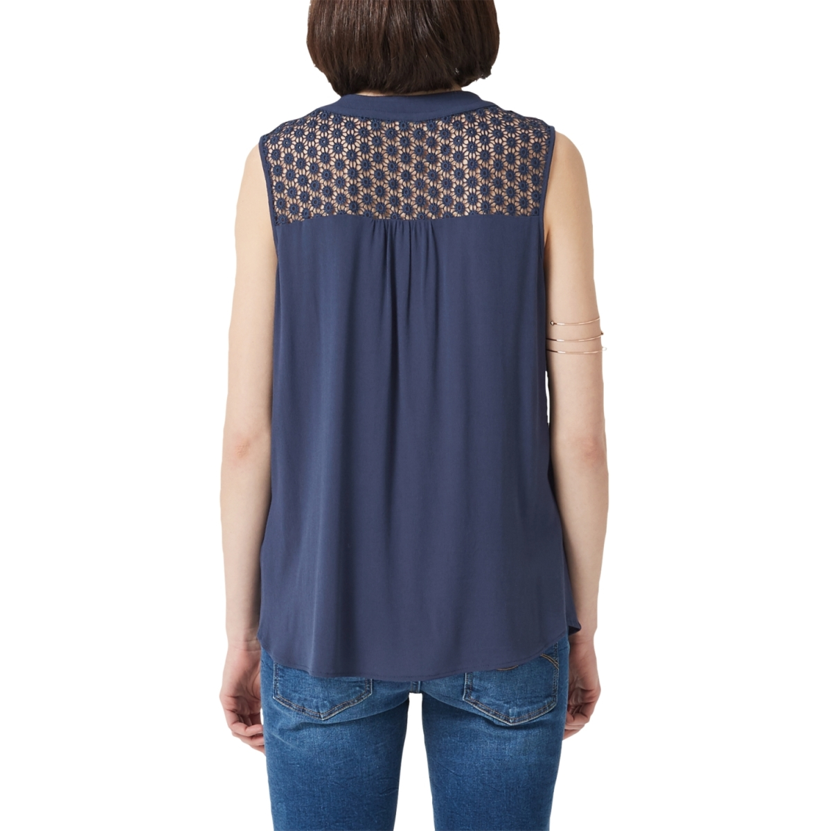 blouse met kant 46905135516 q/s designed by top 5865