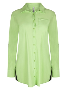bonny travel blouse 192 zoso blouse green/navy