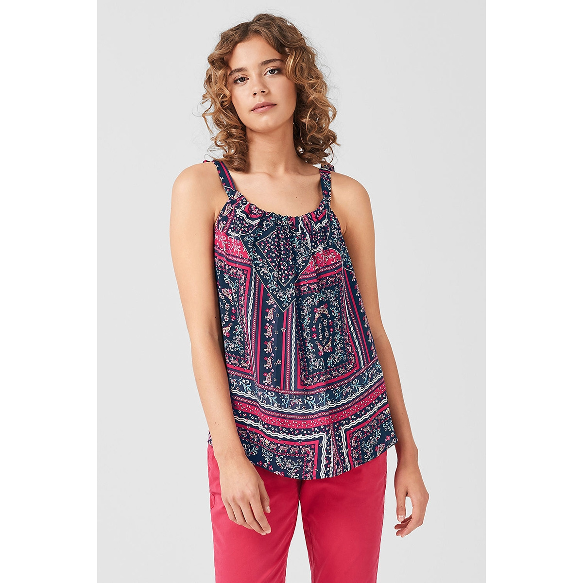 top met all over print 14906134216 s.oliver top 59a6