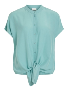 Vila Blouse VITHOMA TIE SHIRT-FAV NX 14053485 Oil Blue
