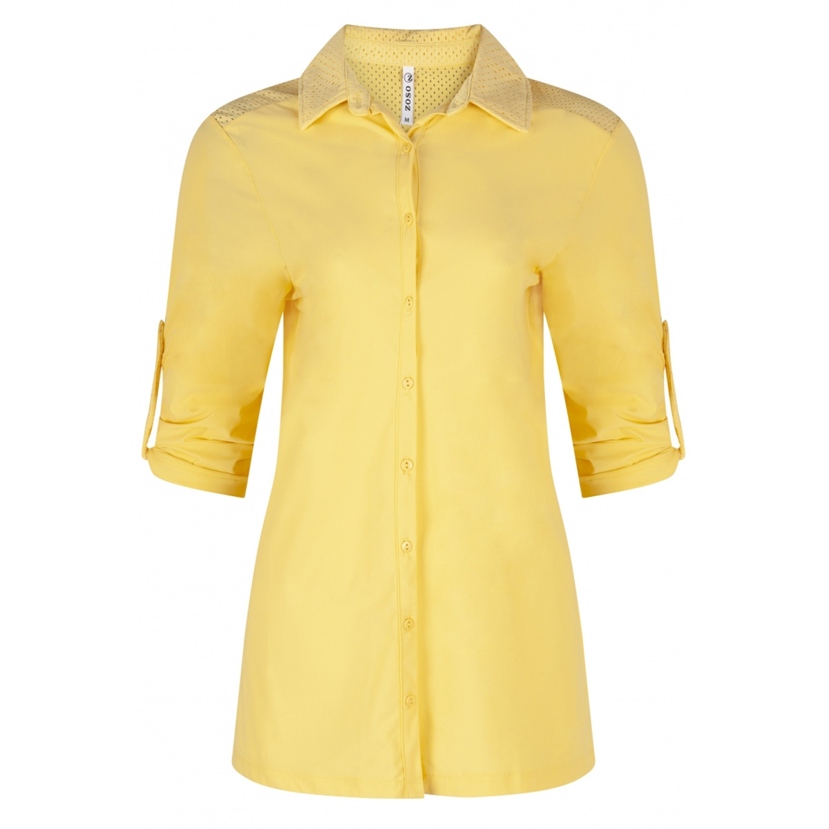 hope travel blouse 192 zoso blouse 0020 yellow