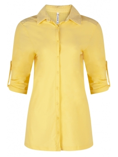 Zoso Blouse HOPE TRAVEL BLOUSE 192 0020 YELLOW