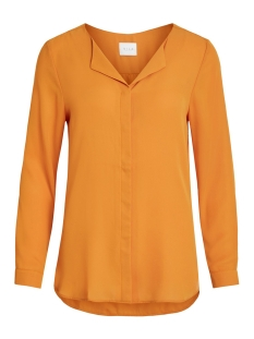 Vila Blouse VILUCY L/S SHIRT - NOOS 14044253 Golden Oak