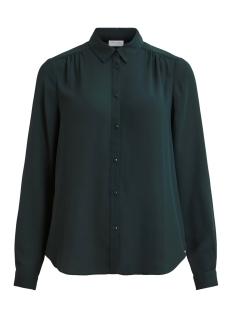 vilucy l/s button shirt - noos 14051975 vila blouse pine grove