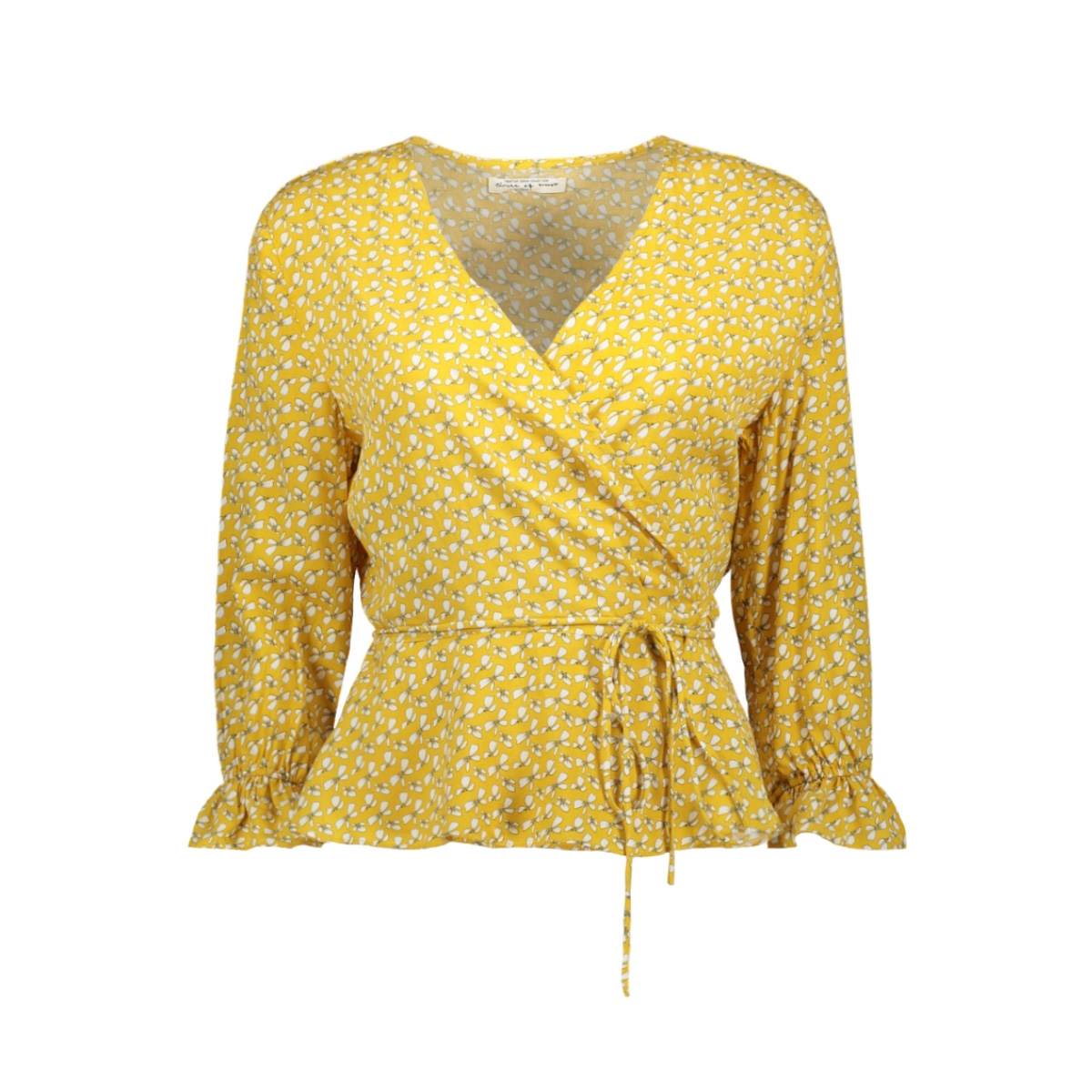 lexi wrap blouse s19 55 circle of trust blouse 2155 sun dark