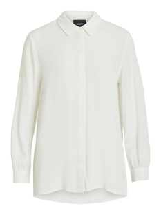 Object Blouse OBJBAY L/S SHIRT NOOS 23030253 White