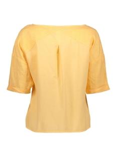 linnen blouse met borstzak 22001526 sandwich blouse 20164