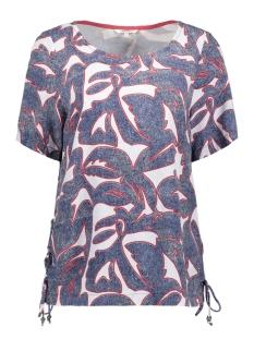 Sandwich T-shirt T SHIRT MET ALL OVER PRINT 22001462 40115