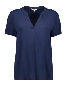 blouse met v hals 22001703 sandwich blouse 40115