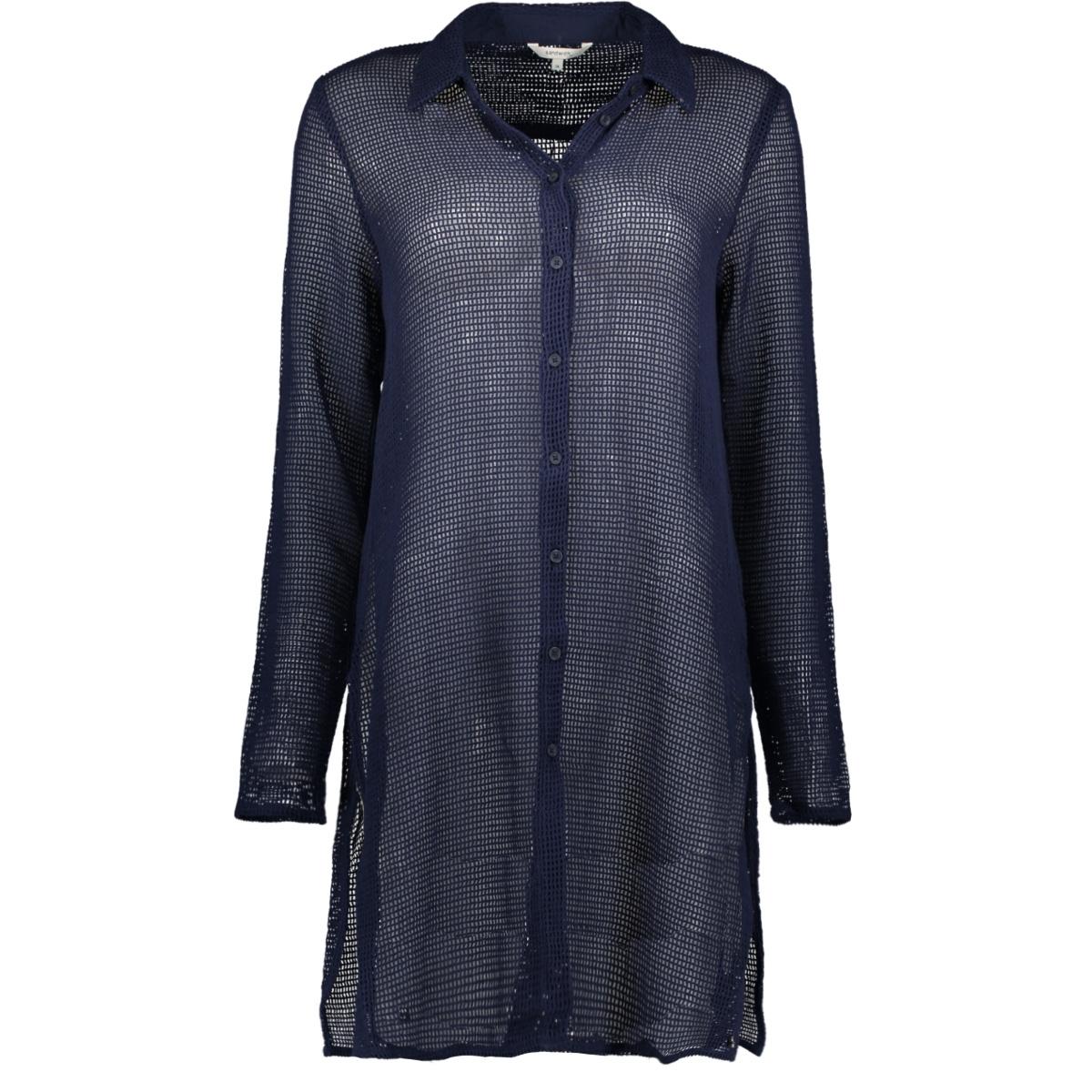knitwear blouse 22001685 sandwich blouse 40115