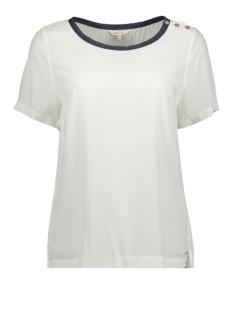 t shirt met sierknopen 22001683 sandwich t-shirt 10058