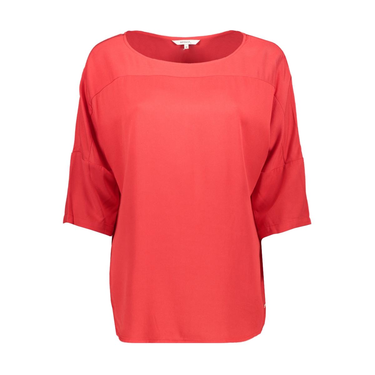 blouse 22001688 sandwich blouse 20118