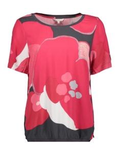 t shirt met bloemenprint 22001711 sandwich t-shirt 20147