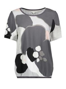 Sandwich T-shirt T SHIRT MET BLOEMENPRINT 22001711 41035