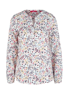 s.Oliver Blouse BLOUSE MET MOTIEFPRINT 04899115360 02A4