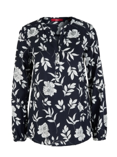 blouse met motiefprint 04899115360 s.oliver blouse 59a2