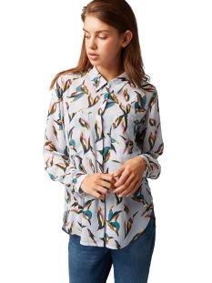chiffon blouse met print 1013431xx71 tom tailor blouse 19295