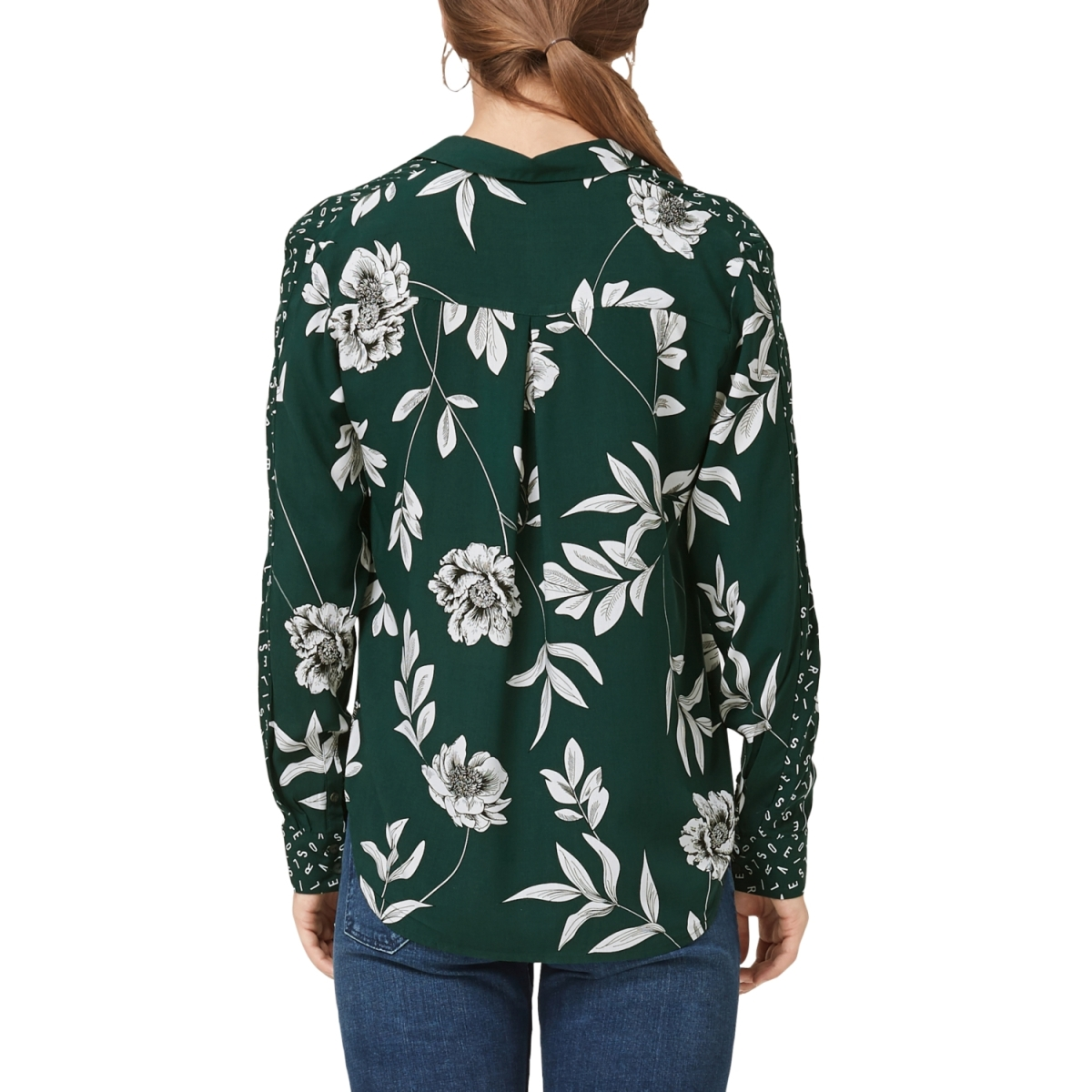 blouse met bloemmotief 14908112531 s.oliver blouse 78a6
