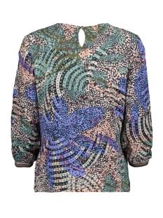 top met multi coloured print 22001719 sandwich t-shirt 80025